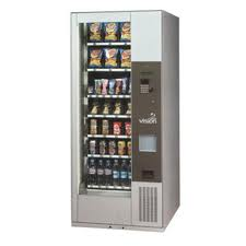 maquina de snacks jofemar vision
