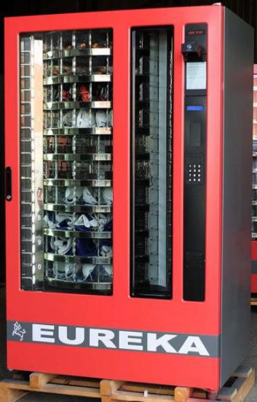 Maquina expendedora de epis y suministros industriales