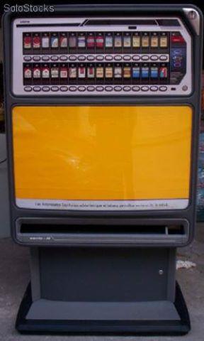 vendo maquina de tabaco azkoyen