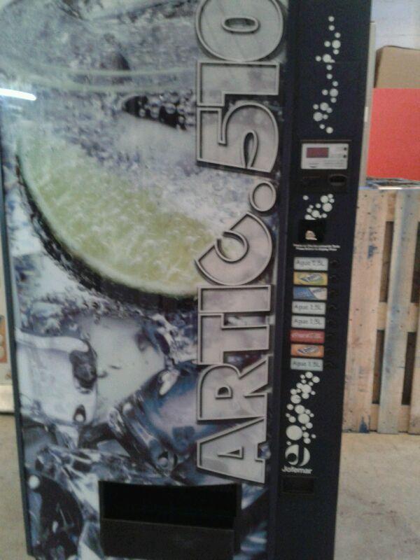 Jofemar Artic 510 mixta con agua 1,5 l