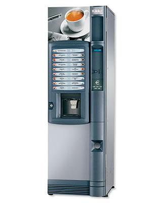 Máquina de café soluble Kikko de Zanussi
