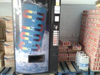 Maquinas de refrescos