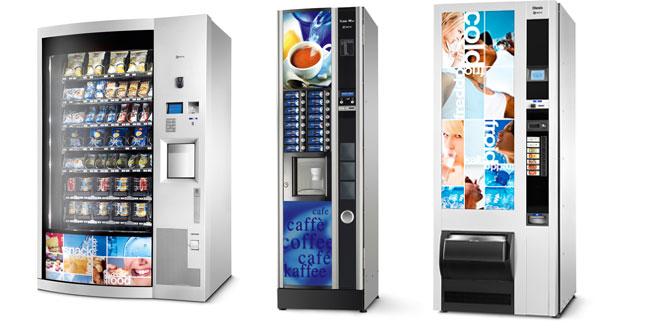 Servicio maquinas vending para empresas
