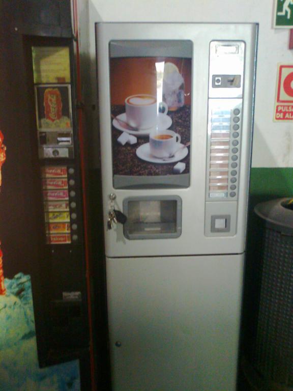 maquina de cafe omnimatic