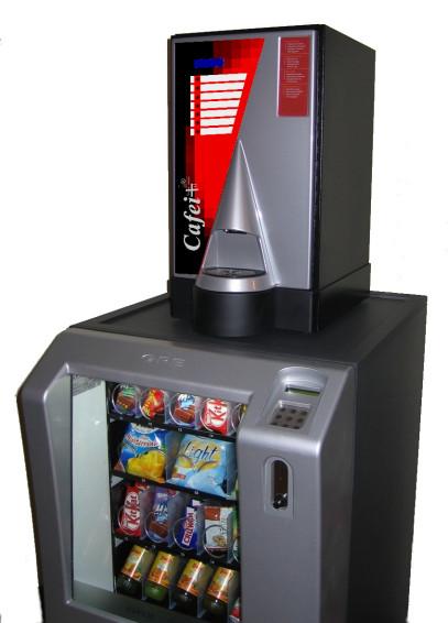 Máquina de café semiautomática CAFEI+