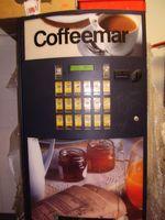 maquina de cafe COFFEEMAR