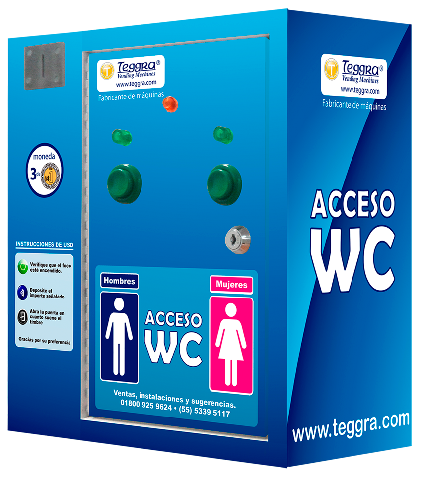 Máquina de Control de Acceso