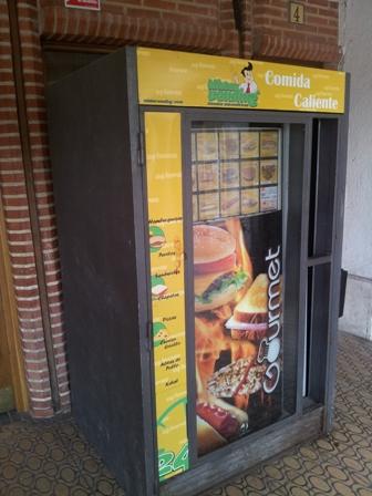 Vendo Jofemar Gourmet