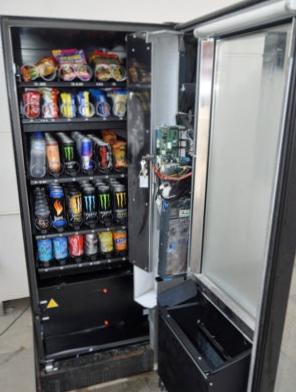 Maquina Vending Smeraldo BP 36