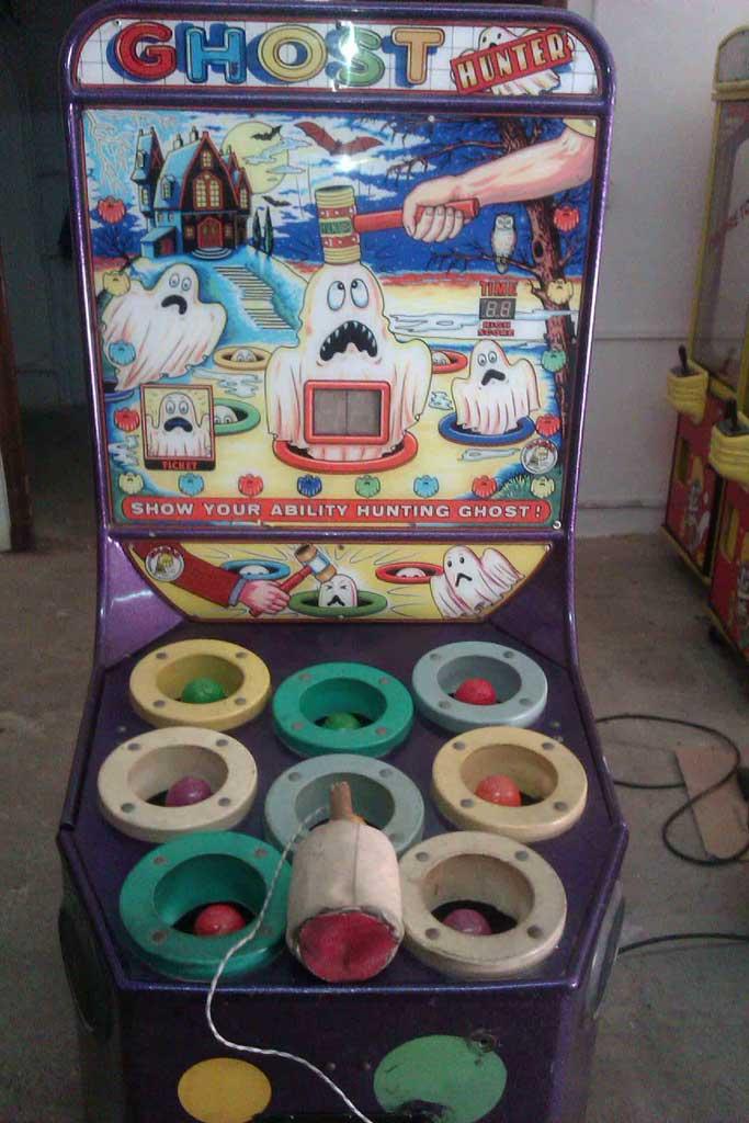 Maquinas Infantiles, Bolas, Gruas Expendedoras