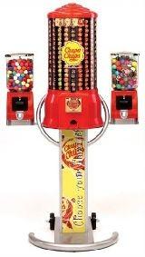 Instalación y venta de máquinas infantiles y de bolas