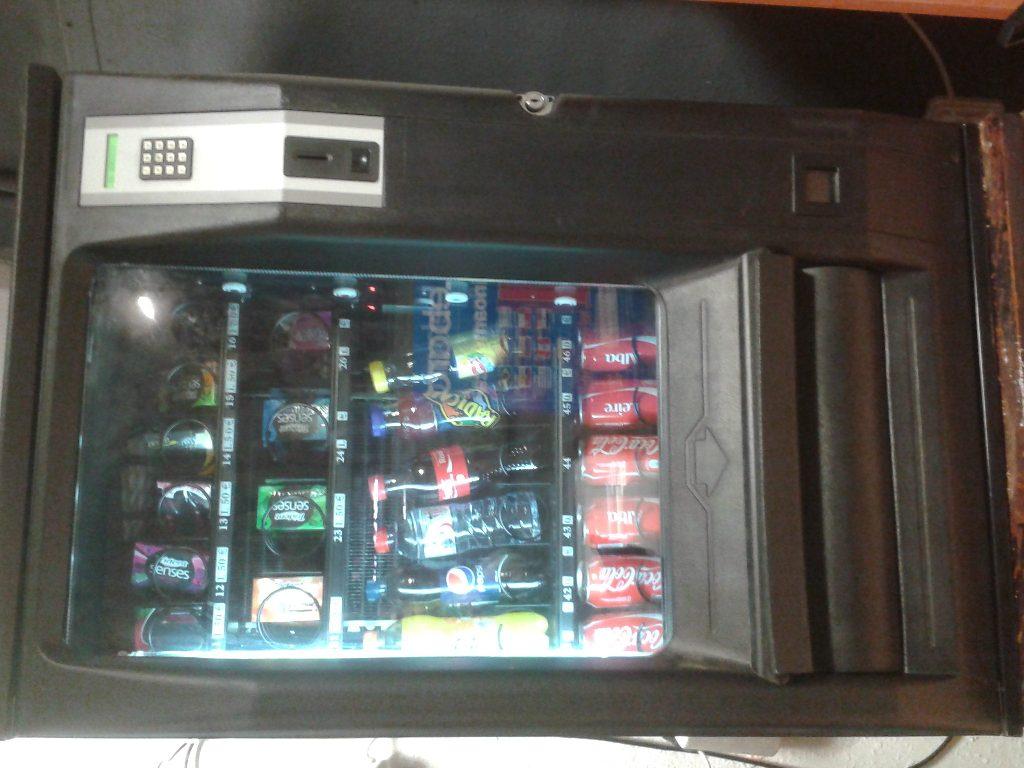 Maquina Vending BabyFas 500€