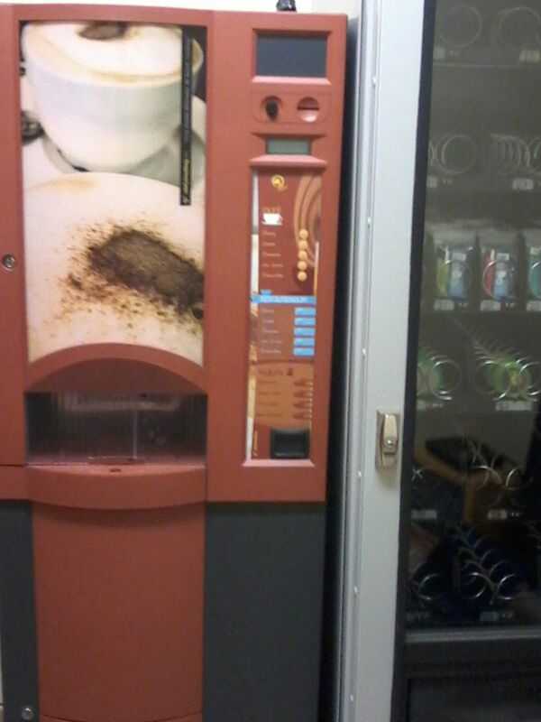 maquina cafe automatica