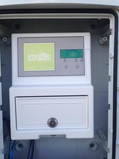 MONEDERO DIGITAL (Limitador de consumo) para Aire Acondicionado por monedas