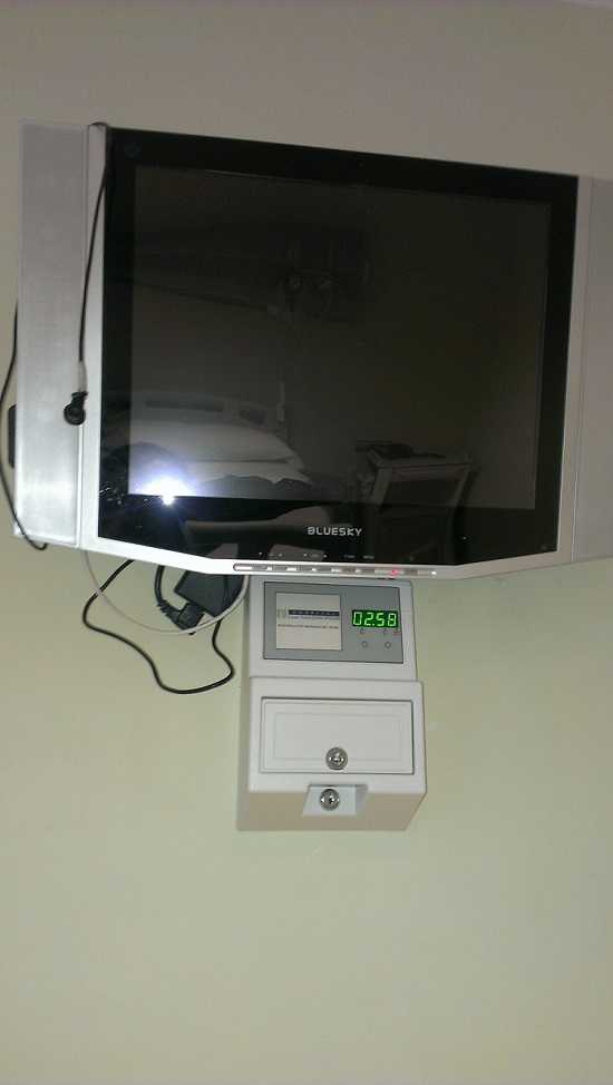 Monederos para Televisión (por monedas o por fichas)
