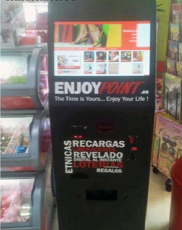 Atraiga clientes ofreciendo recargas, liberaciones, canalización lotería, y más