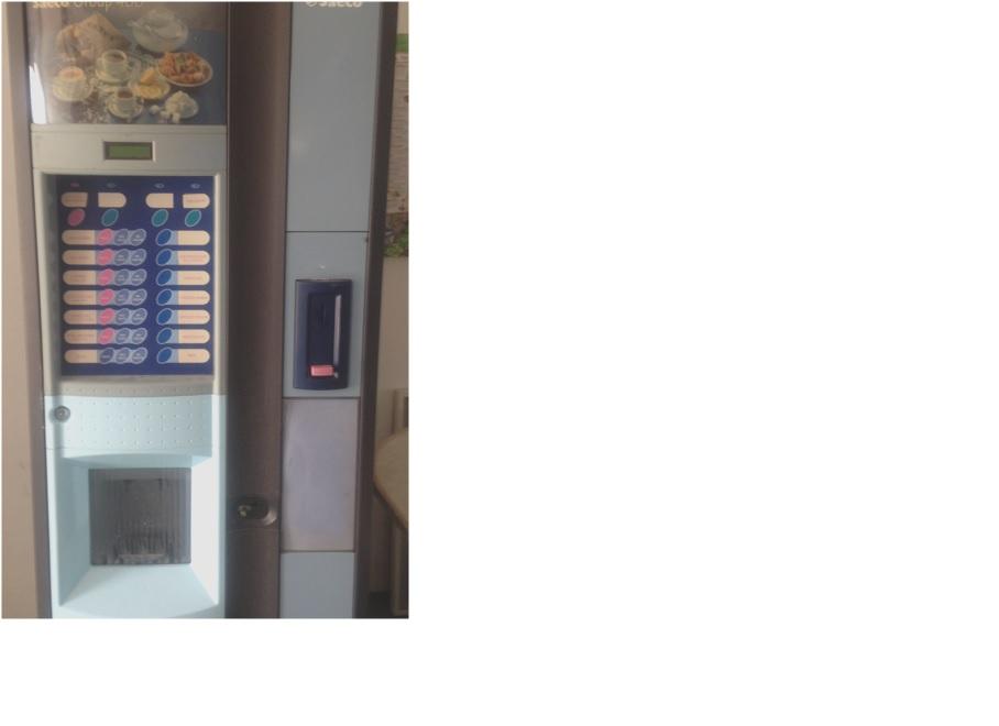 Maquina cafe grano Saeco Group-400 automática (400'-Euros)