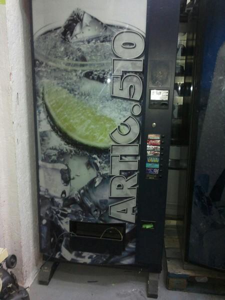 maquina de refrescos ARTICH 510