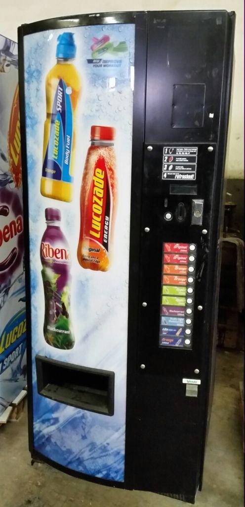 maquina vending de bebidas frias de la marca vendo