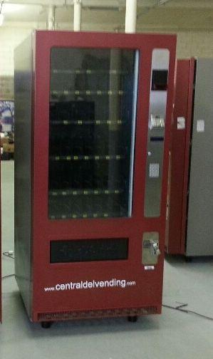 maquina vending snacks y bebidas frias vendo VDI
