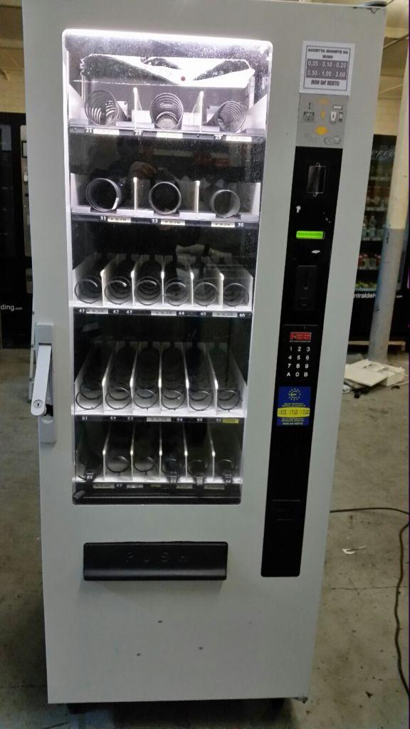 maquina vending Fas budget