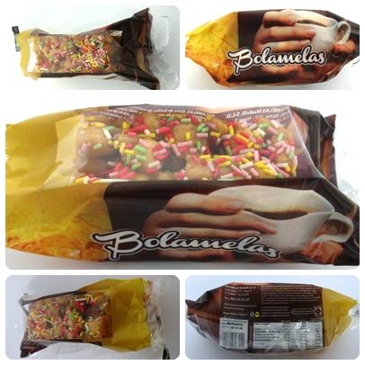 Bolamelas (Snack dulce artesano)
