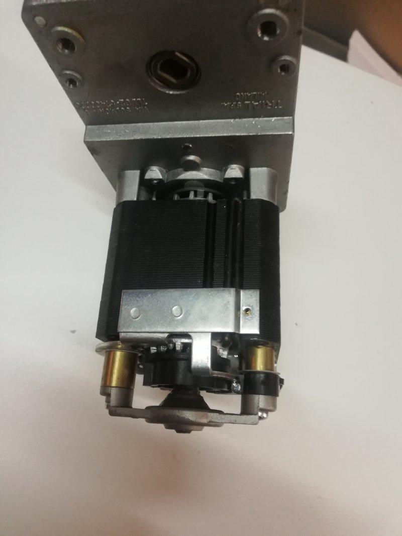 Motor rotación máquinas Bianchi FM 216 y Indianápolis