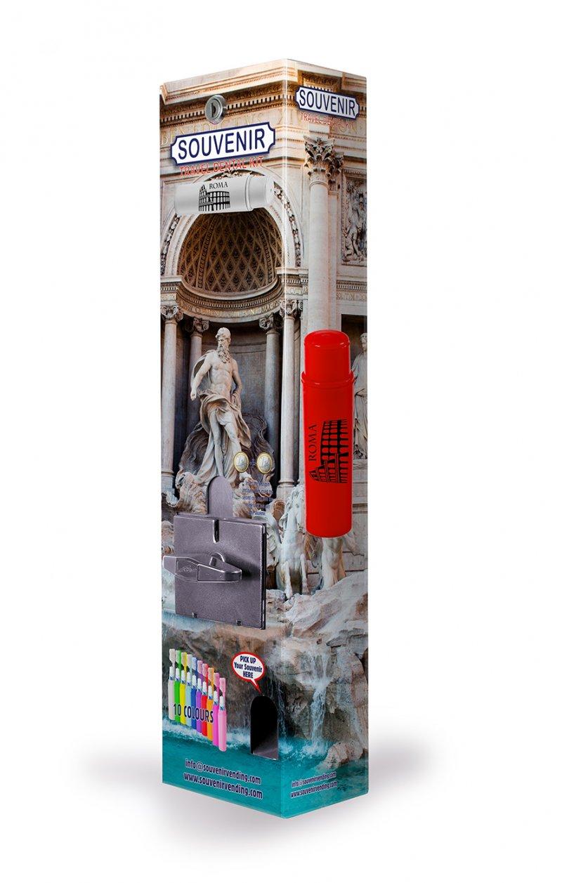 Nuevo negocio en España - Expendedoras de Souvenirs para turistas