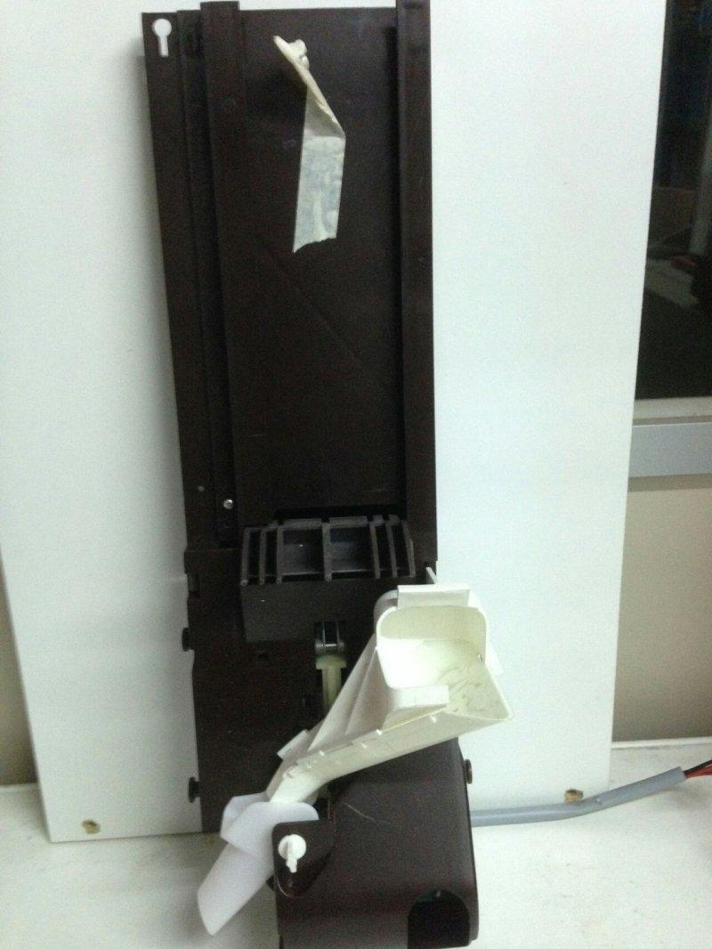 Paletero máquina de café Iris, C/O DISTR.PALET.C/CORD.IRIS E