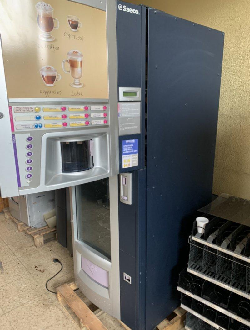 SAECO COMBI CAFÉ + SNACK