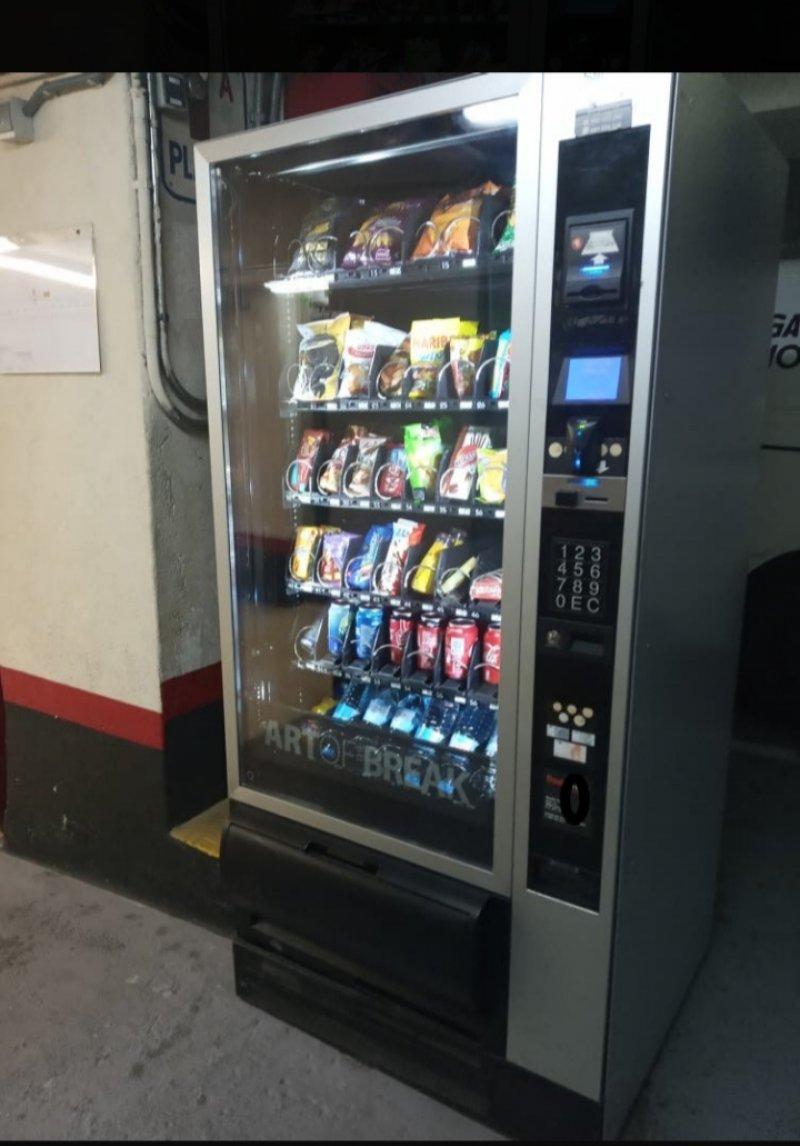 Se vende empresa vending
