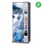 * máquina de botes de refrescos y agua. JOFEMAR ARTIC 272.