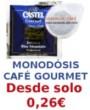 Monodósis y capsulas de café 100% Arábicas
