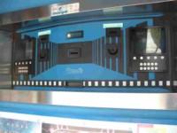 Videocajero Cinebank, 1500 dvs, año 2001