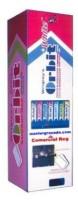 Maquinas de chicles siete canales usadas, completas