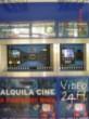Videoclub completo con Videocajero y Vending