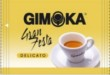 Capsulas de cafe Gimoka Gran Festa