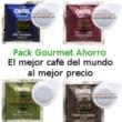 Pack Monodósis Cafes Gourmet Ahorro