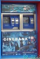 Videocajero Cinebank