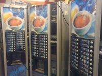 Astro instan maquina expendedora de cafe de necta
