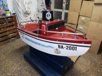 Barca Infantil Falgas