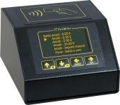 Cargador de saldos tarjeta RFID
