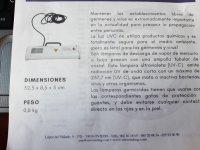 DESINFECCION GARANTIZADA