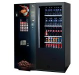Dúo máquina de café + Snacks por 135 EUR/MES