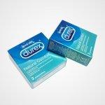 Durex Comfort, preservativos en estuche de 3