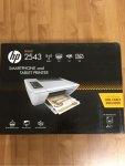 Impresora HP 2543 WI-FI a ESTRENAR