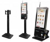 Kiosco Táctil de pago con tarjeta de crédito