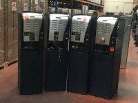 Lote de 4 máquina de café en grano Saeco Group 200