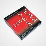 Love Sex Pack, kit de condón, lubricante y toallita íntima