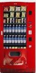 Ultima unidad Maquina de snacks FAS Scudo